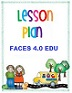 FACES 4.0 EDU Lesson Plan